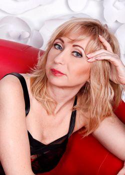 Rencontre-femmes-ukrainiennes-russes-agence-matrimoniale-UkraineMariage-Elena-44ans-ID1505