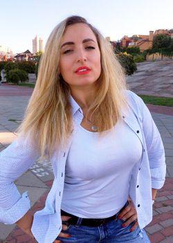 Rencontre-femmes-ukrainiennes-russes-agence-matrimoniale-UkraineMariage-Ianina-36ans-ID1550